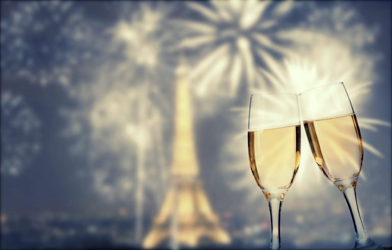 New Year in Paris, Learn French, French Podcast