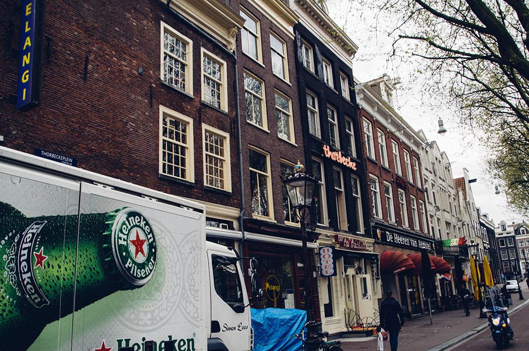 Heineken Amsterdam