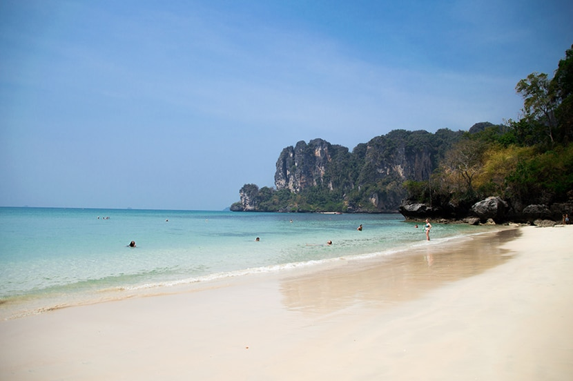 tonsai beach plage