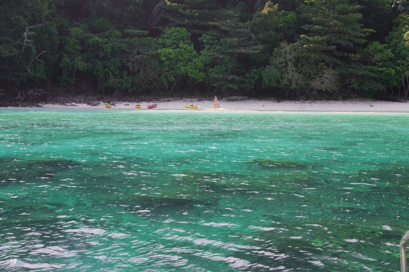 thailande snorkelling krabi