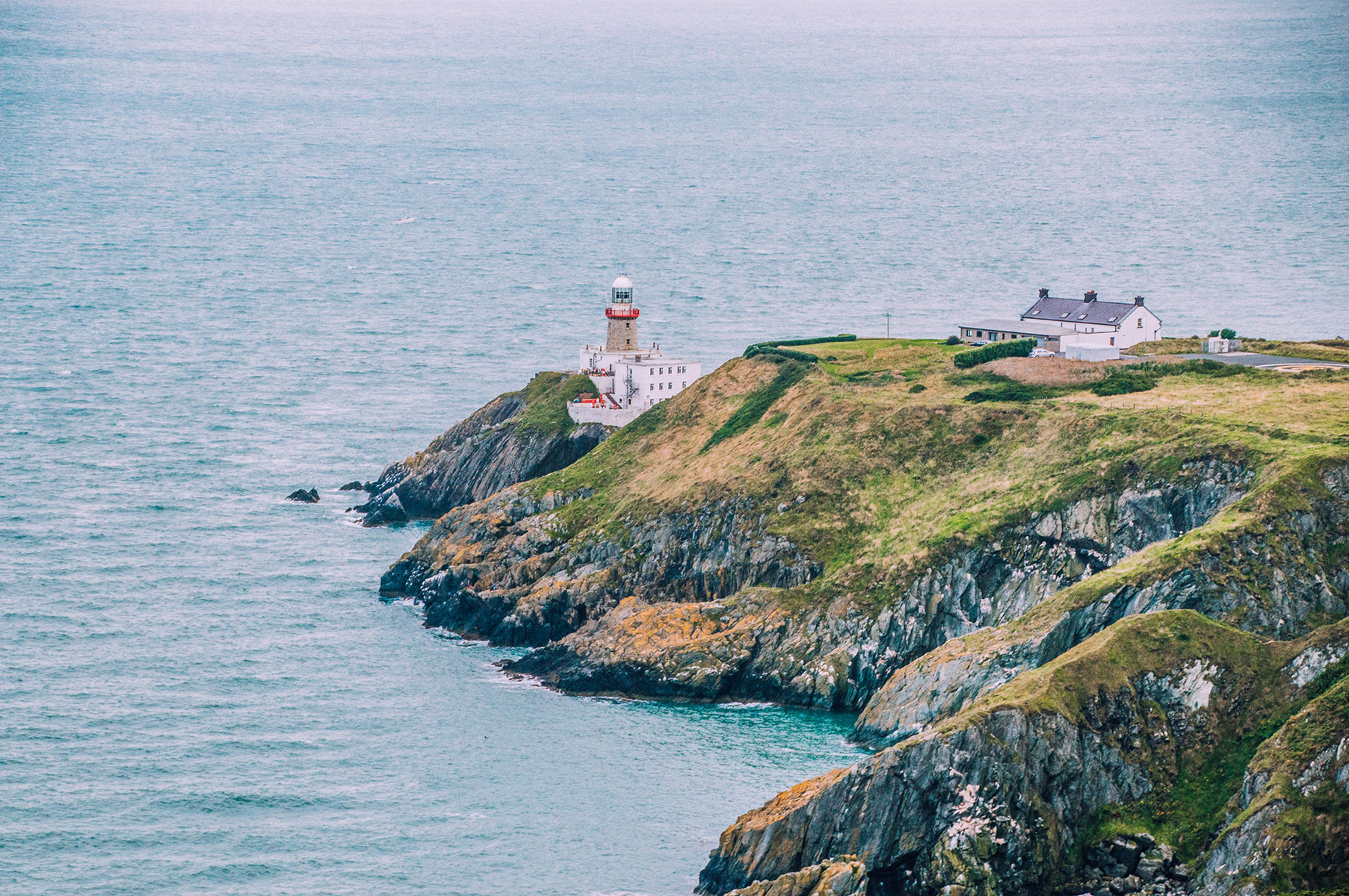 Howth phare voyage dublin