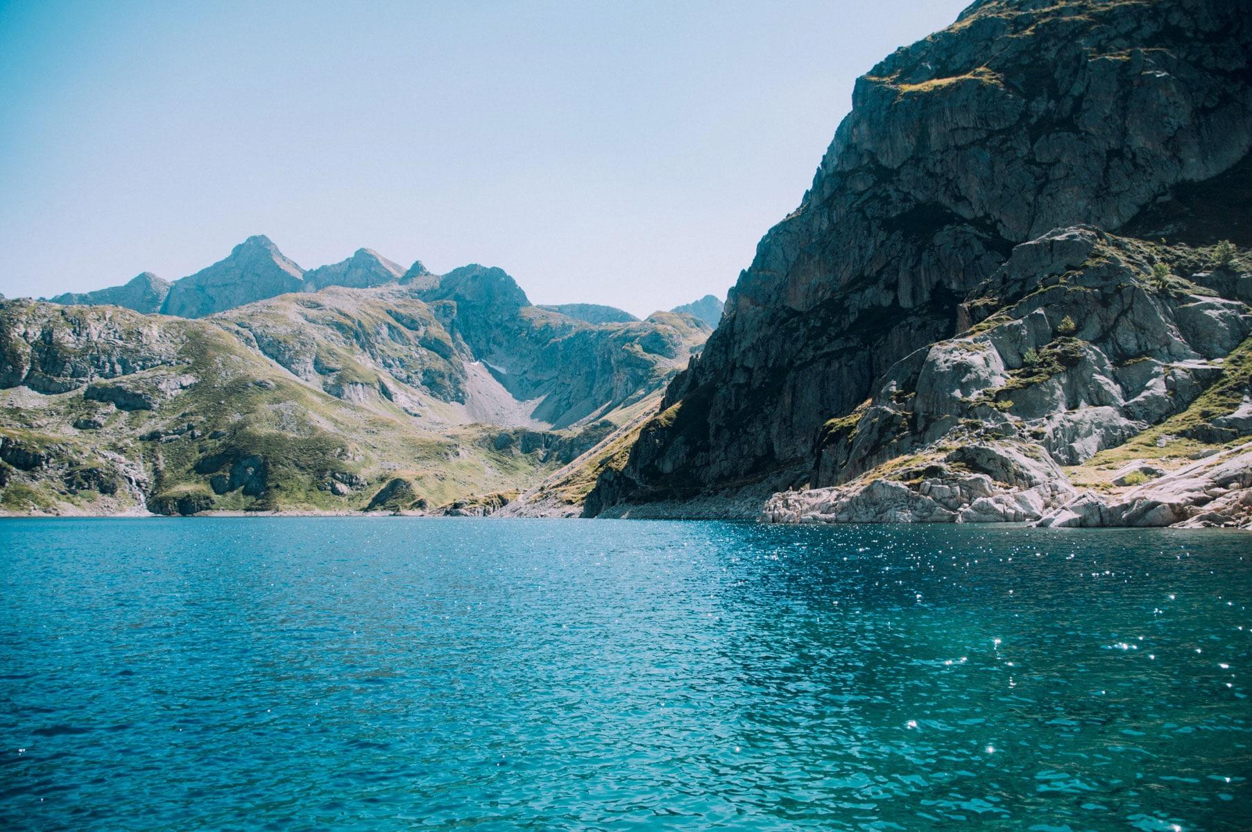 Artouste lac pyrenees atlantiques
