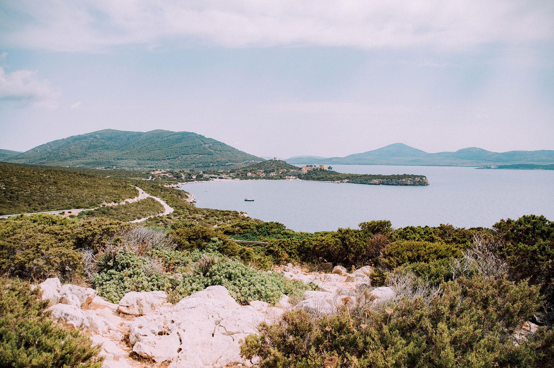 Baie nord ouest Sardaigne