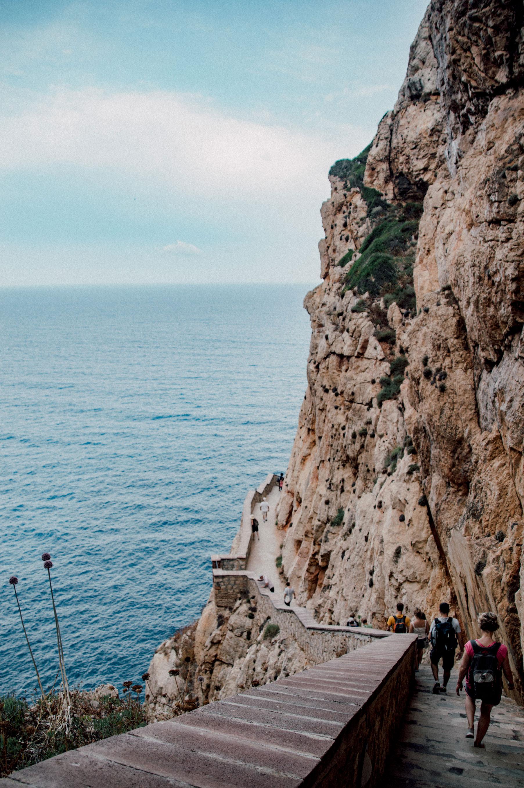 visiter grotte neptune