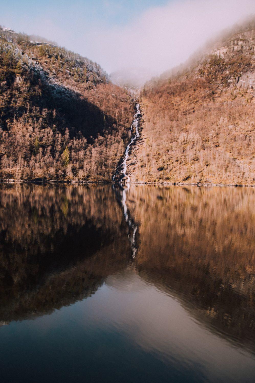 Cascade Fjord Bergen