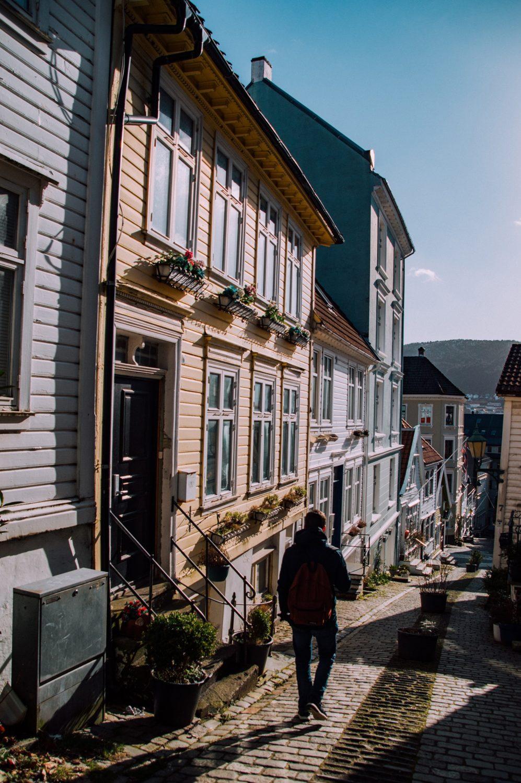 Bergen visite