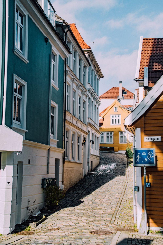 rues Bergen Nordnes