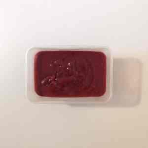 Confit de fraises très peu sucré