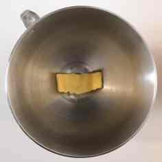 Beurre pour crème d'amandes