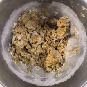 Farine mélangée pour cookie pistache