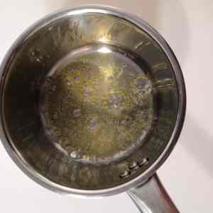 Beurre pour mirabelles rôties