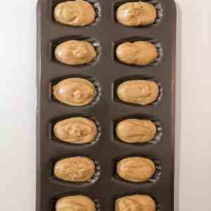 madeleines pochées