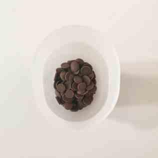 Enrobage chocolat au lait