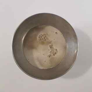 sirop décuit avec lait concentré non sucré pour glaçage miroir chocolat