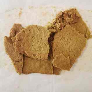 streuzel pistache cuit