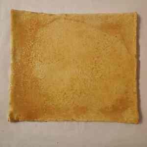 biscuit joconde et confit citron