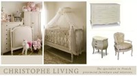 French Provincial Nursery Furniture