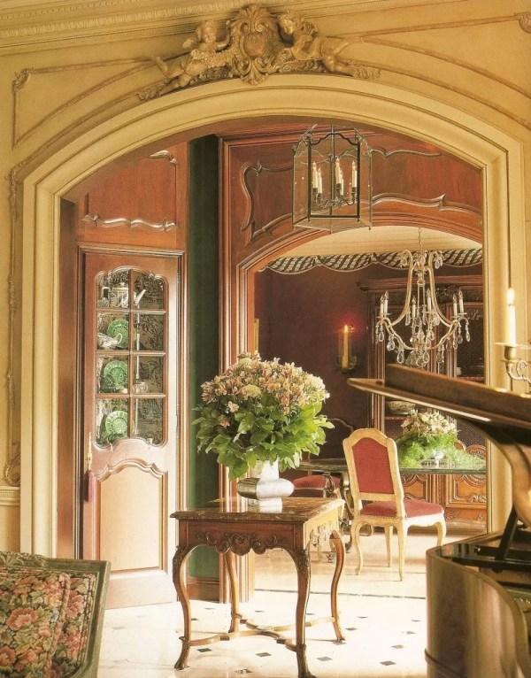 French Provincial Interior Design