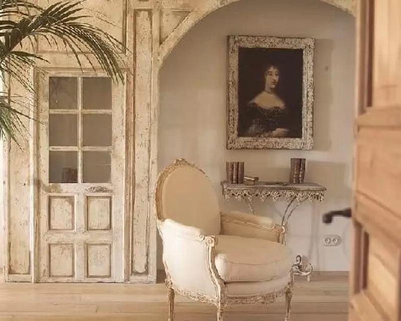 Old World French Provence Decorating