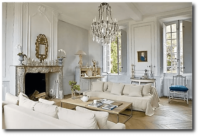 How To Recreate A 17th Century French Provence Chateau Look In