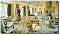 Decorating Around Butter Yellow, French Gray And Natural ...