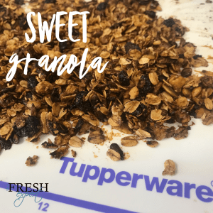 Fresh Recipe: Sweet Granola - The Fresh Expert