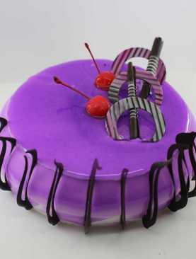 Tender Blueberry Cake
