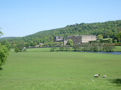 Chatsworth House and park_2