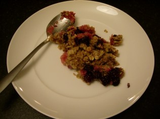 Blackberry and apple crumble_4