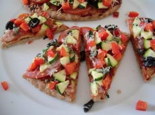 Pitta Bread Pizza_1