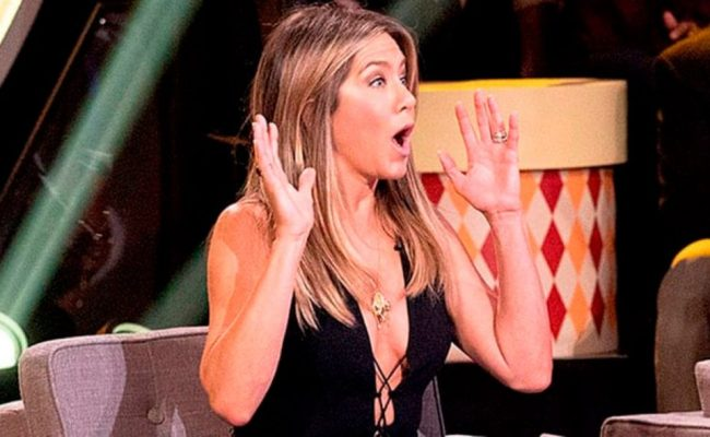 Jennifer Aniston Is Not Worried About Turning 50 In A