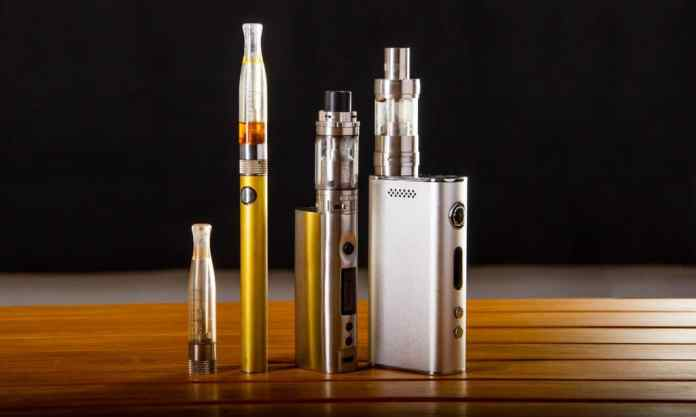 Vaping Damages Lungs, Study Finds, As Teenage Use Rises Across Nation