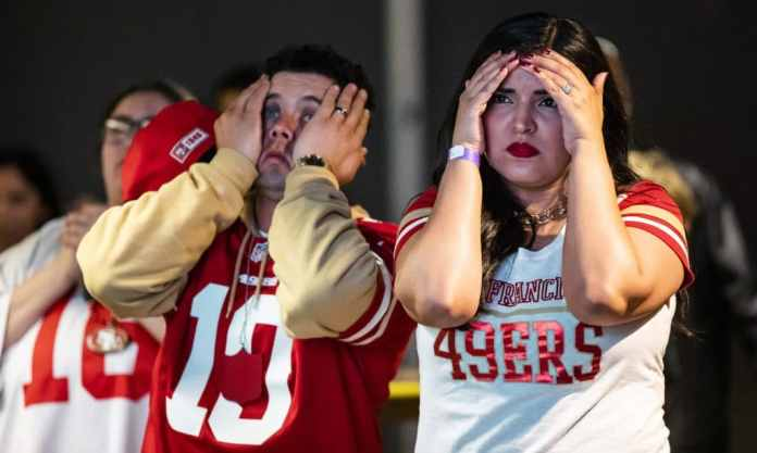 CBD Could Help 49ers Fans With Devastating Super Bowl Loss