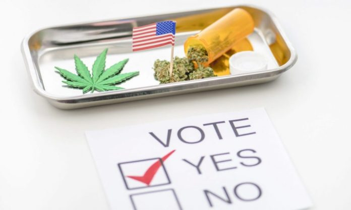 Republicans And Weed — It's Complicated