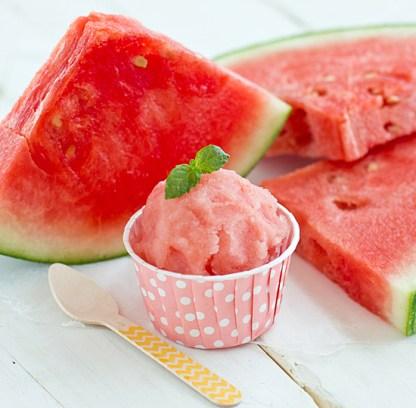 Watermelon-Yogurt
