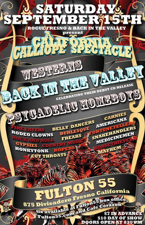 Backinthevalley