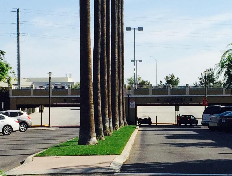 River Park parking garage