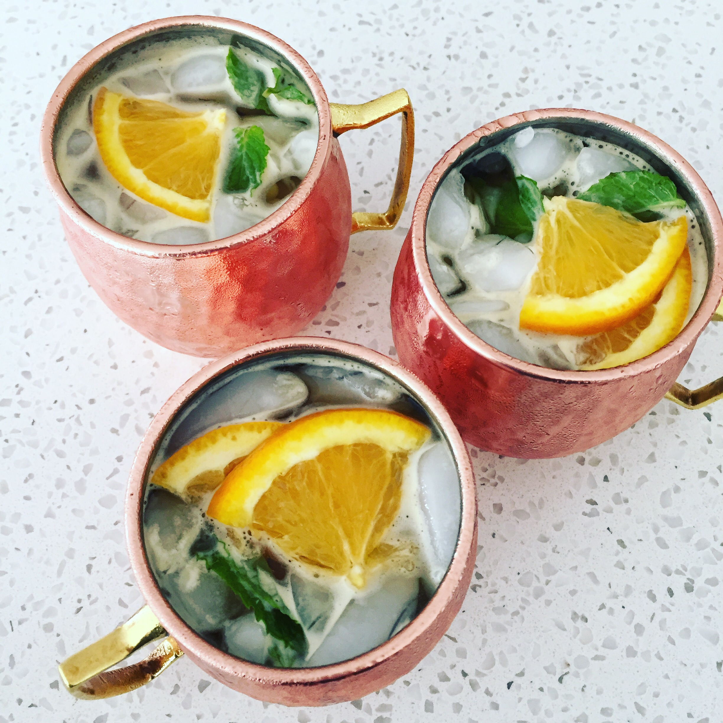 Pimm's Cups