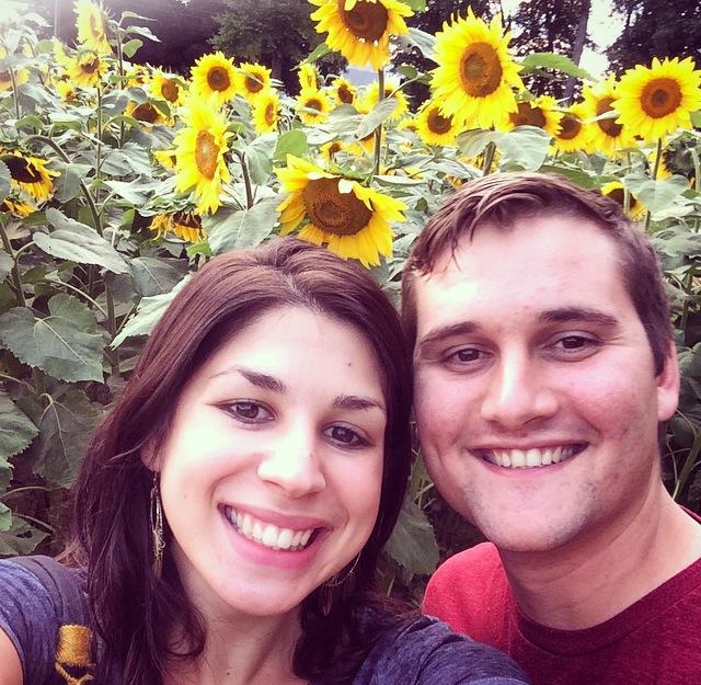 Buttonwoods Sunflowers CT