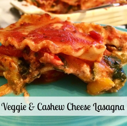 Vegan Lasagna Recipe