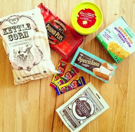 Trader Joe's Vegan Snacks