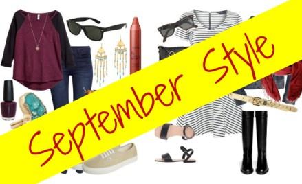 September Style Inspiration