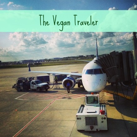 The Vegan Traveler