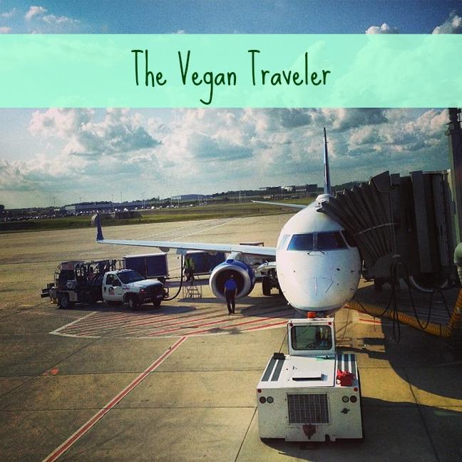 The Vegan Traveler