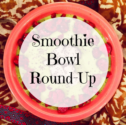 20 Vegan Smoothie Bowl Recipes