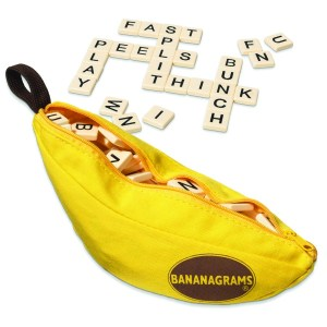 Bananagrams - The Friendly Fig