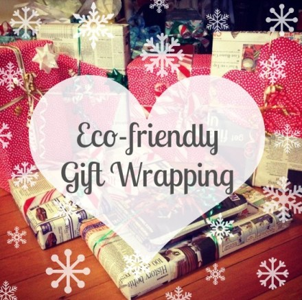 Green Gift Wrapping Ideas