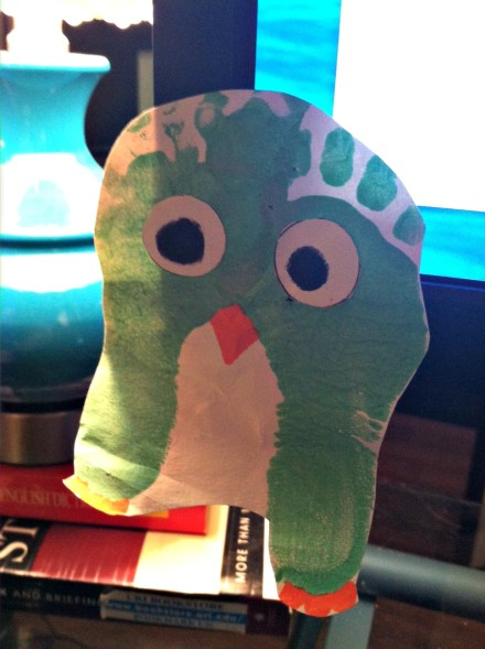 Kid crafts - The Friendly Fig