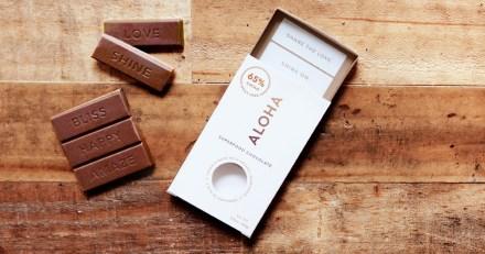 aloha chocolate