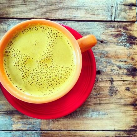 Golden Milk Recipe Vegan